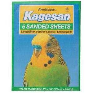Kagesan No. 4 Green Sand Sheet 13 X 10