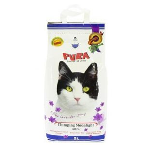 Pura Clumping Cat Litter 5 Litre plus 50% extra Free!