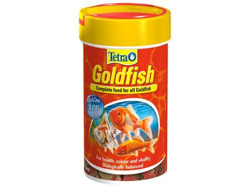 Tetra Goldfish Flake 100g