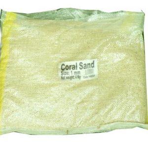 Coral Sand 4kg 2/3mm