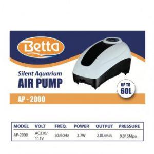 Betta Air Pump AP-2000