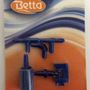 Betta airline kit 6 pieces