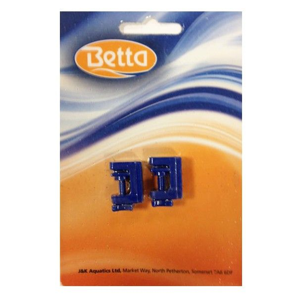 Betta Airline Clamp 2 pack