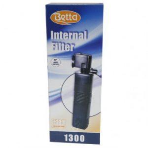 Betta Aquarium Filter 1300 Litres Per Hour