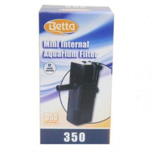 Betta Aquarium Filter 350 Litres Per Hour