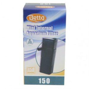 Betta Aquarium Filter 150 Litres Per Hour