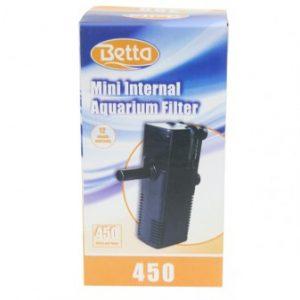 Betta Aquarium Filter 450 Litres Per Hour