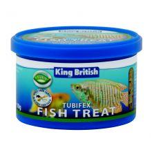 King British Tubifex Fish Food 35g