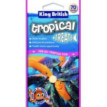 King British Tropical Fish Treats 60g