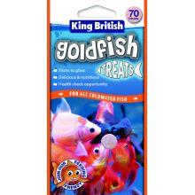 King British Goldfish Treats 40g