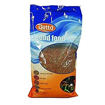Betta Pond Floating Food Variety Sticks 5kg