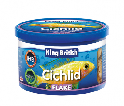 King British Cichlid Flake 28 gram