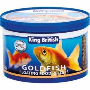 King British Goldfish Floating Pellets 35 gram