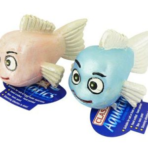CLASSIC FRIENDLY FISH ORNAMENT 10CM X 1