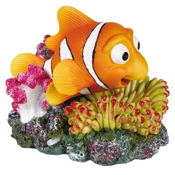 Trixie air action clownfish aquarium Ornament