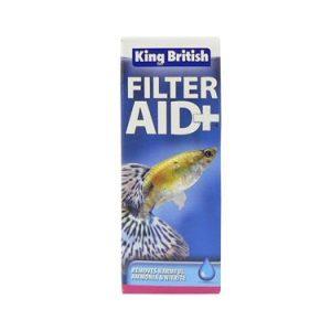 King British Filter aid + 100ml