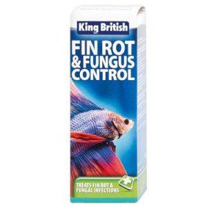 King British Fin Rot & Fungus Control 100ml