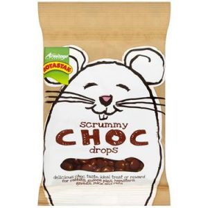 Armitage Small Animal Chocolate Drops 50g