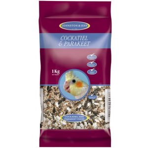 Cockatiel and Lovebird Mix 1kg