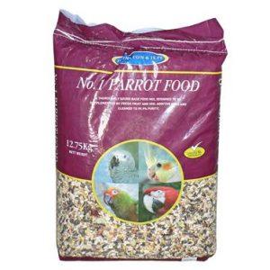 No.1 Parrot Food Mix 12.75kg