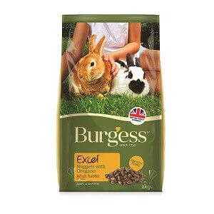 Burgess Excel Rabbit Food Oregano 2 kg