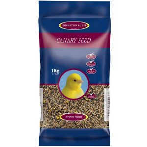 Mixed Canary Seed With Egg Biscuit 1kg
