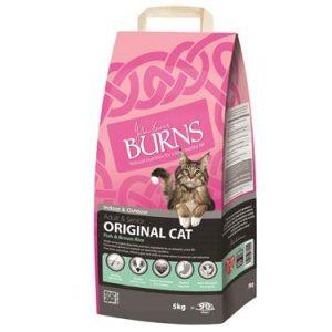 Burns cat complete food Chicken & Rice 5kg