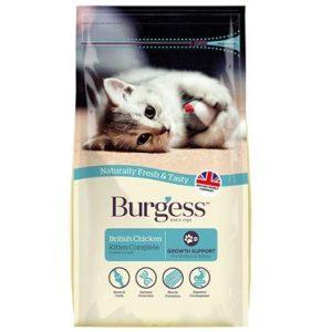 Burgess Kitten Food Chicken 1.5kg