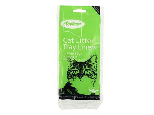 Cat Litter Liners Large 52cm