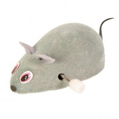 Trixie wind up Mouse (7cm)