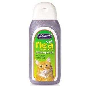 Cat Flea Cleansing Shampoo 125ml