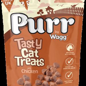 Wagg Purr Cat Treats Chicken 60 gram