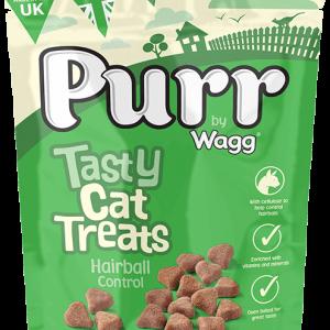 Wagg Purr Hairball Treat 60 gram
