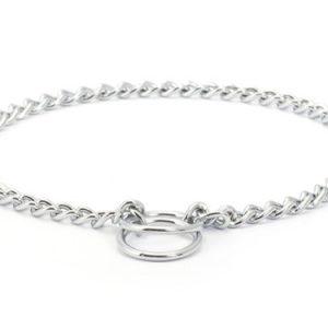 Choke Chain Medium Size 4