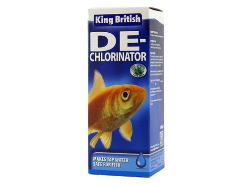 King British De-chlorinator 250ml