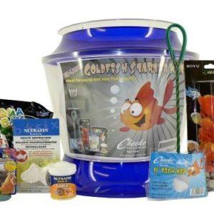 Goldfish Bowl Starter Kit Xlarge 17 Litre