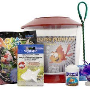 Goldfish Bowl Starter Kit Large