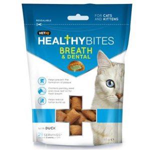 Healthy Bites Breath and Dental 65g