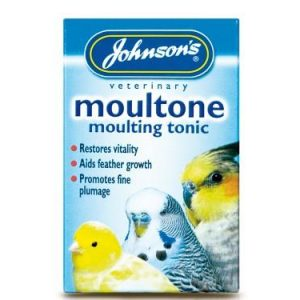 Johnsons Moultone, Moulting Tonic