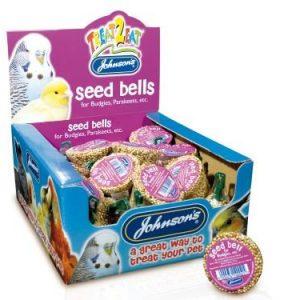 Johnsons Budgie & Parakeet Seed Bells