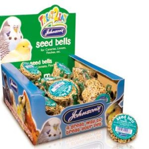 Johnsons Canary & Finch Seed Balls