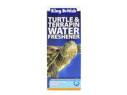 King British Turtle/Terrapin Water Freshener 100ml