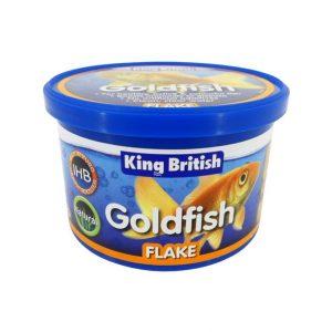 King British Goldfish Flake 200 gram