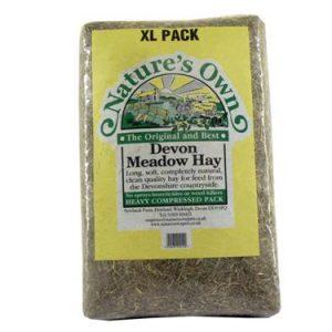 Natures Own Devon Meadow Hay 4kg