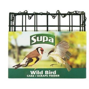 Supa Wild Bird Cake/Scrap Feeder vv