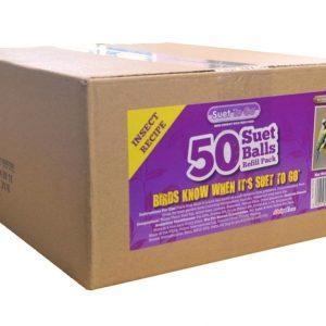 Suet Balls 50 Pack