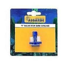 Algarde T Valves 6mm 2 pack
