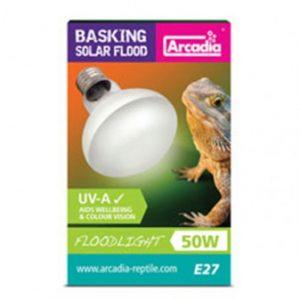 Arcadia Basking Floodlight 50w