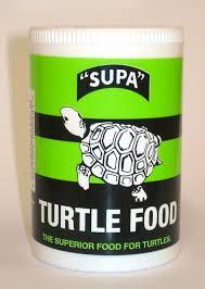 Supa Turtle Food 20 gram