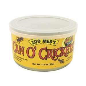Zoomed can o Crickets (35g)